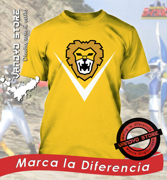 Camiseta Liveman yellow